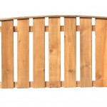 Pailing-panel-arched