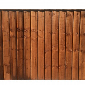 Standard Weather Board Panel Fences Sheds And Concrete