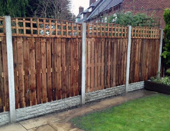 hit and miss panel - Bridge Fencing Ltd.